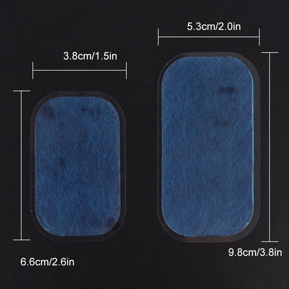 3pcs Replacement Gel Sheet Pads for EMS Hip Trainer Muscle Stimulator Butt Buttocks Lifting Up Body Fitness фото