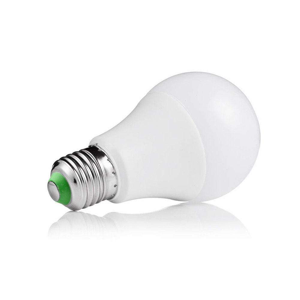 E27 RGB Colorful LED Bulb Crystal Ball Light IR Controller Effective Dimmable 5W фото